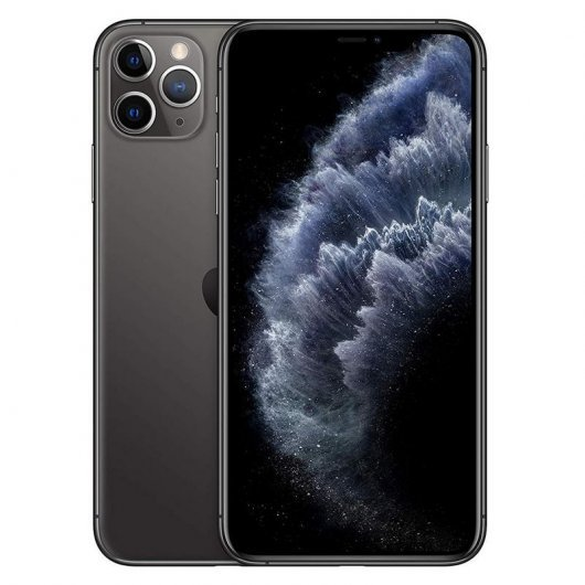 IPHONE 11 PRO MAX 64GB GRIS ESPACIAL