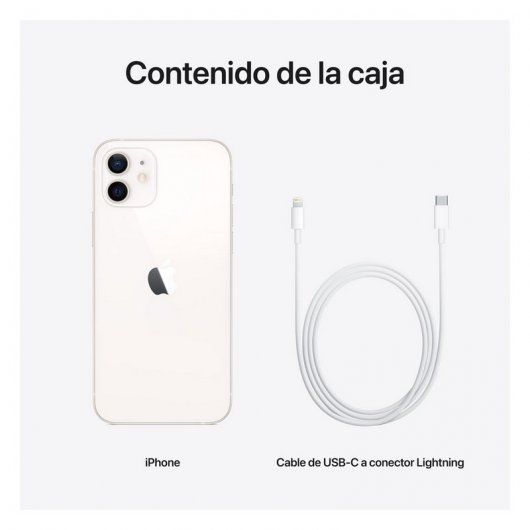 IPHONE 12 MINI 128GB BLANCO
