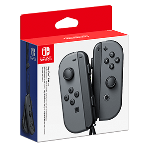 JOY-CON (SET IZDA/DCHA) GRIS