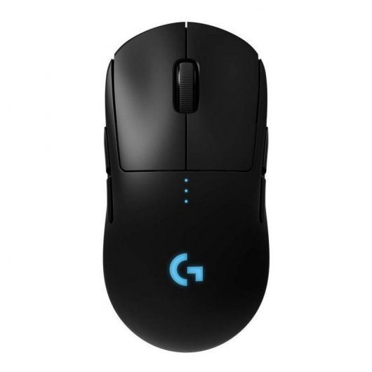 RATÓN LOGITECH G PRO GAMING WIRELESS 16000DPI NEGRO