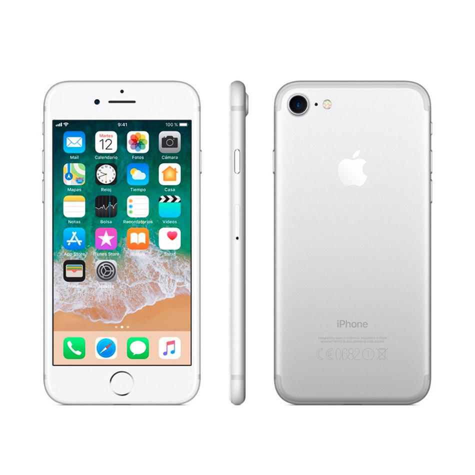 IPHONE 7 32GB PLATA