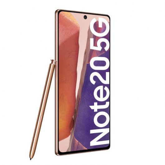 SAMSUNG GALAXY NOTE 20 5G 8/256GB BRONCE