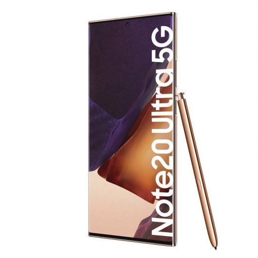 SAMSUNG GALAXY NOTE 20 ULTRA 5G 12/512GB BRONCE