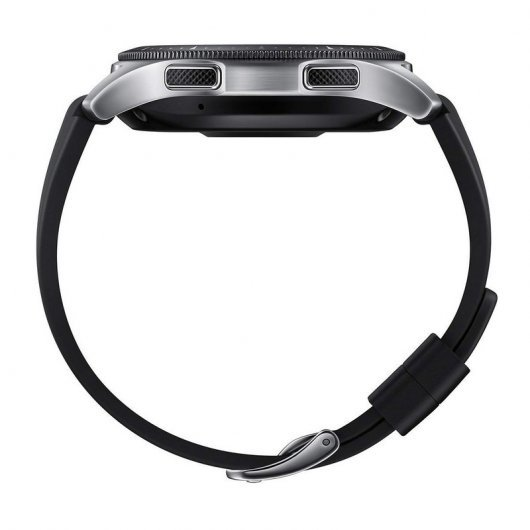 SAMSUNG GALAXY WATCH 46MM BLUETOOTH PLATA