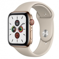 Apple Watch Series 6 GPS 44mm Aluminio en Gris Espacial con Correa Deportiva Negra | Smartwatches | Comprar productos Apple súper baratos