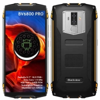 BLACKVIEW BV6800 PRO 4/64GB NEGRO | Varios
