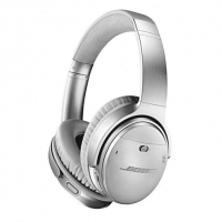 CASCOS BOSE QUIETCOMFORT 35 II SILVER | Audio | Bose audio baratos