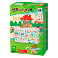CONSOLA NEW NINTENDO 3DS XL ED. ANIMAL CROSSING HAPPY HOME | Consolas Nintendo 3DS baratas | Ofertas en Nintendo 3DS