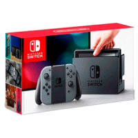 CONSOLA NINTENDO SWITCH NEGRO | Consolas Nintendo Switch baratas | Nintendo Switch en oferta