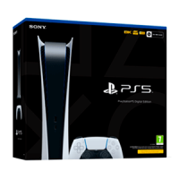 CONSOLA PLAYSTATION 5 825GB EDICIÓN DIGITAL | Playstation 5 | Ofertas en Sony