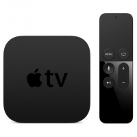 DECODIFICADOR APPLE TV HD 32GB NEGRO | Aparatos de video en oferta | Comprar productos Apple súper baratos