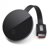 GOOGLE CHROMECAST ULTRA 4K | Aparatos de video en oferta | Google Home y Chromecast