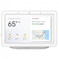 GOOGLE NEST HUB ALTAVOZ INTELIGENTE BLANCO | Audio | Google Home y Chromecast