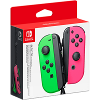 JOY-CON (SET IZDA/DCHA) VERDE / PURPURA | Nintendo Switch en oferta | Consolas Nintendo Switch baratas