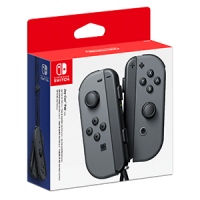 JOY-CON (SET IZDA/DCHA) GRIS | Consolas Nintendo Switch baratas | Nintendo Switch en oferta