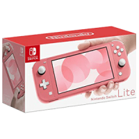 NINTENDO SWITCH LITE CORAL | Nintendo Switch en oferta | Consolas Nintendo Switch baratas
