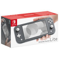 NINTENDO SWITCH LITE GRIS | Consolas Nintendo Switch baratas | Nintendo Switch en oferta