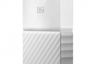 DISCO DURO EXTERNO WD MY PASSPORT 4TB 2,5'' USB 3.0 BLANCO