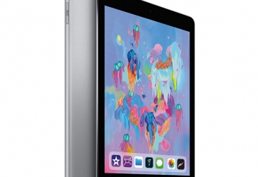 IPAD 6TH GEN. 128GB WIFI + 4G GRIS ESPACIAL CLASE A
