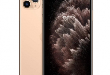 IPHONE 11 PRO MAX 64GB DORADO