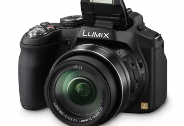 PANASONIC DMC-FZ200 12.1MP FHD NEGRO
