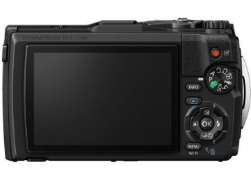 OLYMPUS TOUGH TG-6 NEGRO