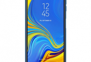 SAMSUNG GALAXY A7 (2018) 64GB AZUL