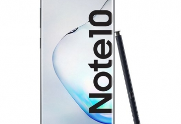 SAMSUNG GALAXY NOTE 10 8/256GB NEGRO