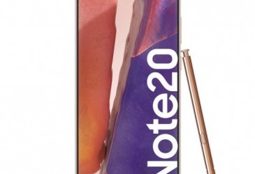 SAMSUNG GALAXY NOTE 20 8/256GB BRONCE