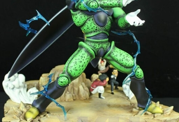 VKH – DRAGON BALL Z: PERFECT CELL – 1/6